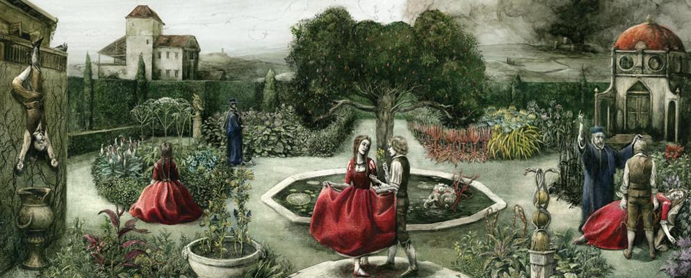 La hija de Rappaccini - Libros del Zorro Rojo